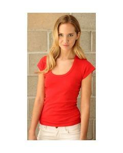 T-shirt Creta red