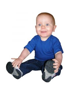 ETS Baby t-shirt royal blue