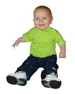 ETS Baby t-shirt limegreen