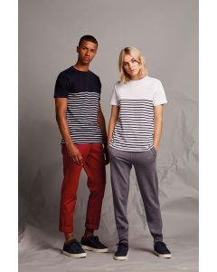 Short Sleeved Breton T-shirt