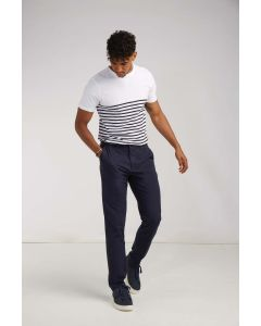 Mens Stretch Chino Trousers