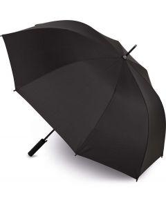 Paraplu met personaliseerbare doming-handgreep
