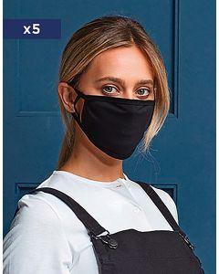 Antimicrobieel en herbruikbaar beschermingsmasker - AFNOR UNS 1