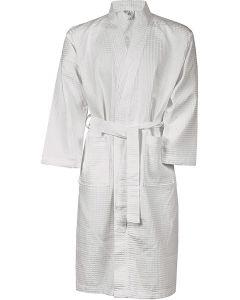 Kimono Badjas Honinggraatstructuur