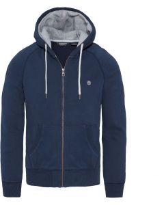 Full zip hooded sweatshirt exeter river