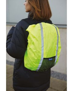 Waterproof rucksack cover